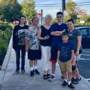 Carter James Walton Family