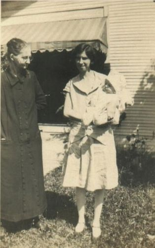 A photo of Lessie  Nall Mitchell