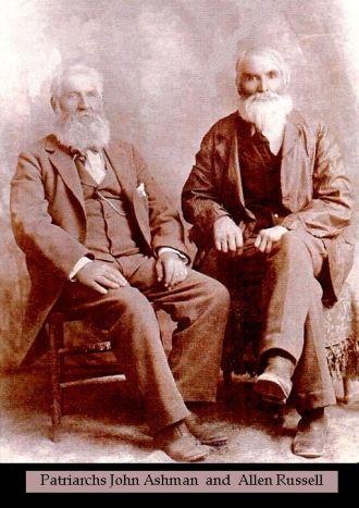 John Ashman and Allen Russell