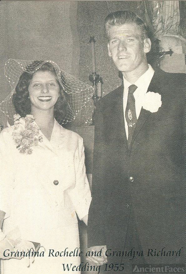 Wedding of Rochelle Leo & Richard Clough