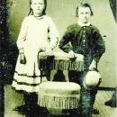 Amanda Meek and her brother, George