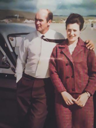 Patrick Joseph Coll and Susan Hurles Coll