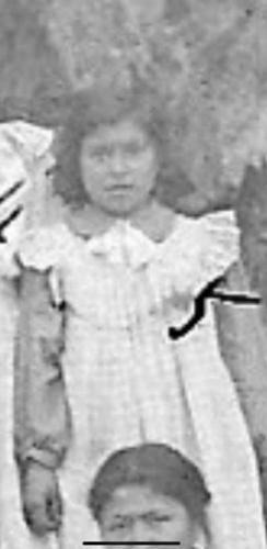 Christina Georgia (Forsman) Benthin