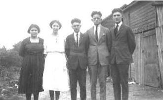 William H. Wheeler Family, 1922 Ohio