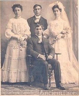 Henry and Josephine's Wedding