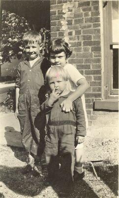 Seward, Billy Chardavoyne and Lorraine Lucas