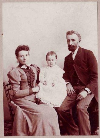 Ira Cramer & family