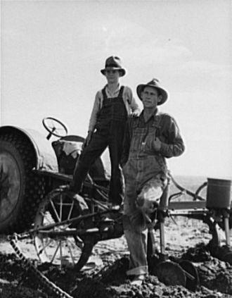 New Mexico Farmer