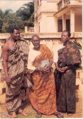 Lawson, Reynolds, & Joseph Woanya, Ghana 1980's
