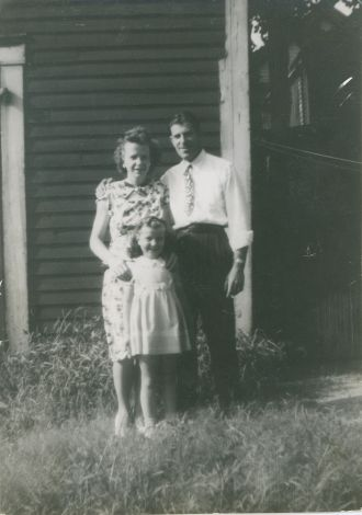 Vera, Albert, & Carole Macere