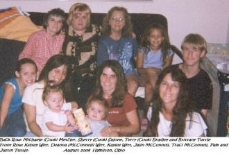 Cook Family 2004