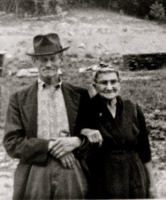Myrtle and Charlie Blackburn