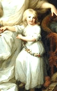 Princess Maria Cristina of Naples