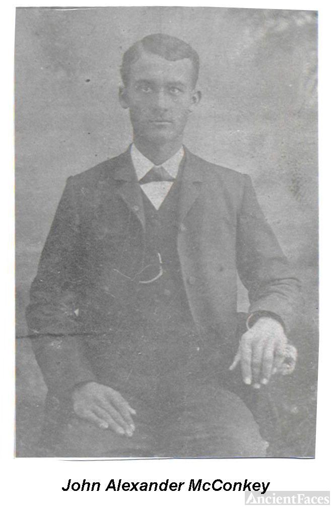 John Alexander McConkey