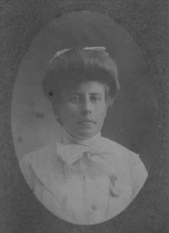 Maryetta (Mills) Binkley