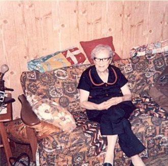 Bessie Elizabeth Hammond