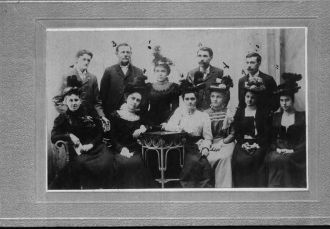 Victorian   group