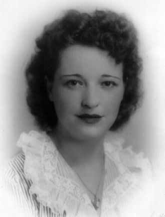 Eleanor Louise Overton