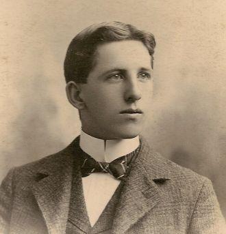 A photo of Robert Louis Stevenson