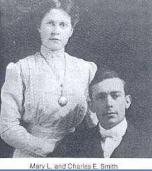 A photo of Charles Edward Smith