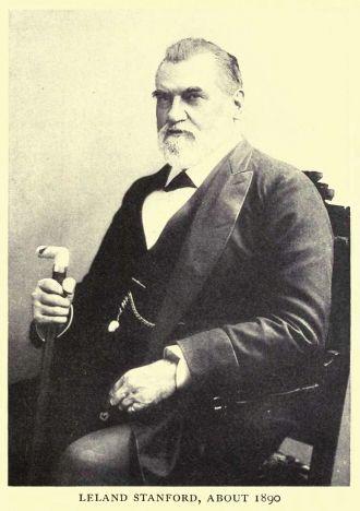 Leland Stanford - Founder Stanford University