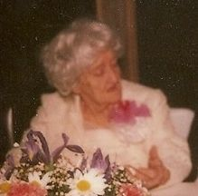 Catherine Joy Dean, New York 1975