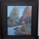 Woman Carrying Water - Gustave Henry Garrett