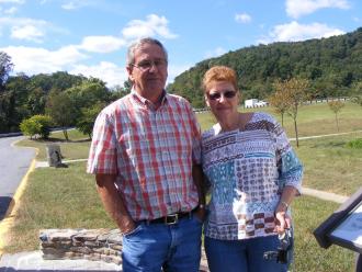 Leonard and Connie Ruedlinger