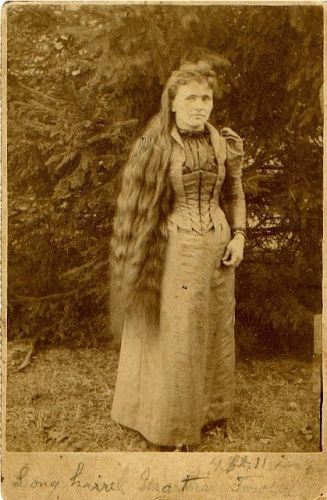 Martha A. Fowler (nee Richards)