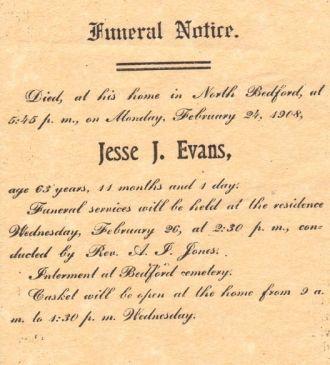 Jesse Joshua Evans