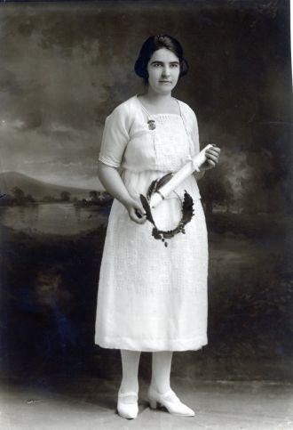 Lyndall (Ellis) Maddux,1920