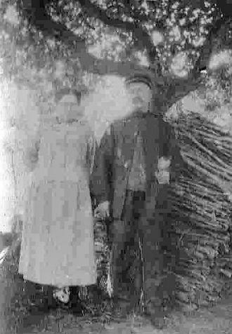 Louis Brice et sa femme Marie-Victorine