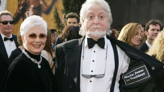 Martin Ingerman and Shirley Jones