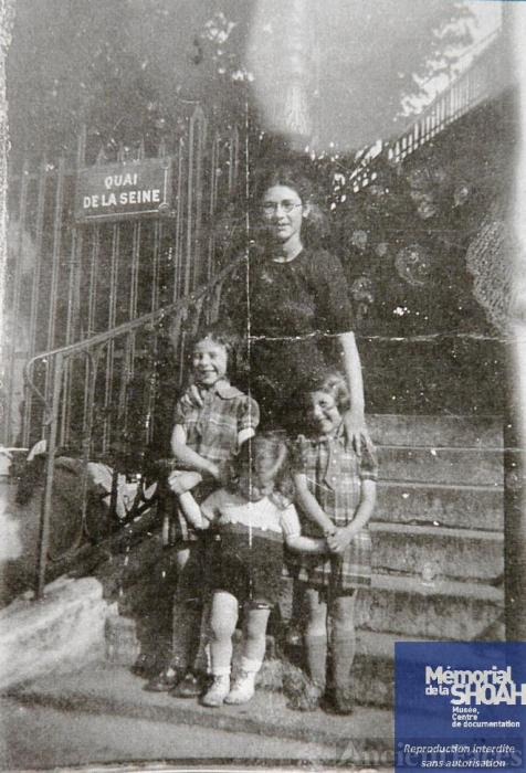 Helene, Marcel & Simone Kenig