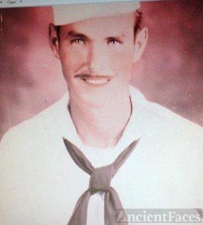 William James Green, US Navy