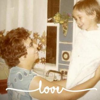 Pammy Thompson. Best momma ever.