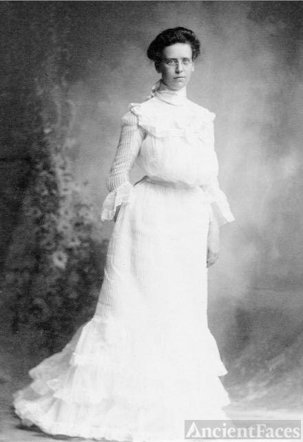 Grace Evelyn Birkett Wedding