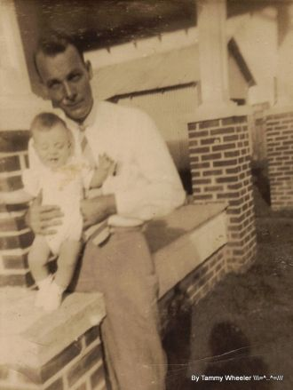"A photo of Edmund Simmons ""Dick"" Mellard"
