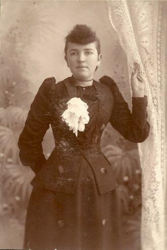 A photo of Lizzie Michaud
