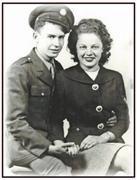 Euil & Venetta Trammell, OK 1944