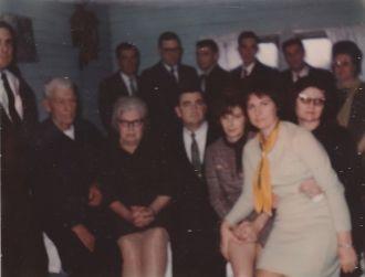 Stricklands family