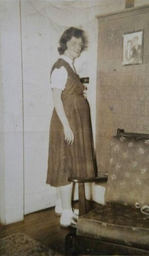 Clara (MacDonald) Olds