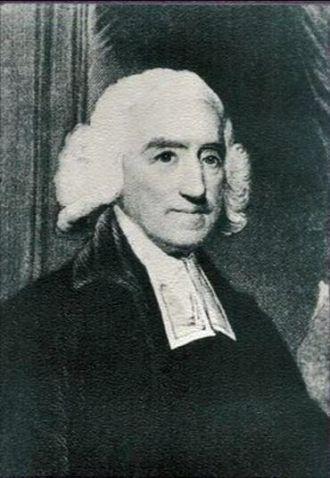Reverend John Lathrop