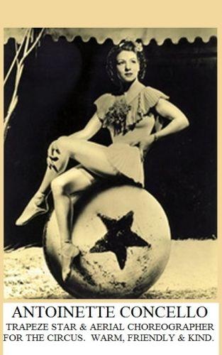 Antoinette Concello