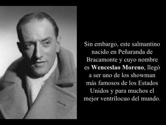 Wenceslao Moreno (Señor Wences)