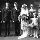 Dick & Kirscht Wedding, 1927 Minnesota