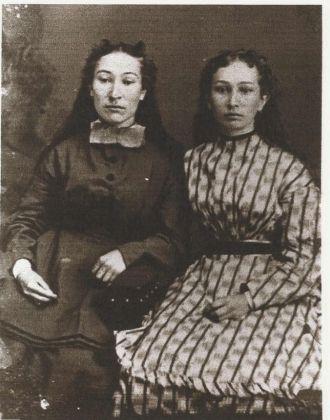 Sisters:  Margaret and Caroline Michael