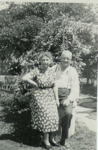 Lulu Ankney Mohr & Albert B. Mohr