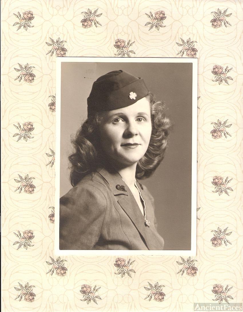 Girl Scout Kathleen