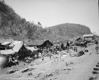 The quarry village of El Abra